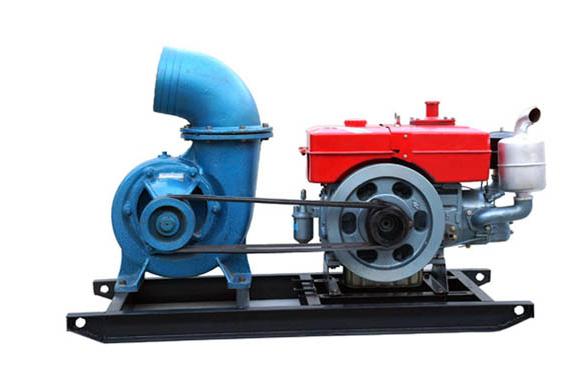 柴油机混流泵用途原理及5大结构特点