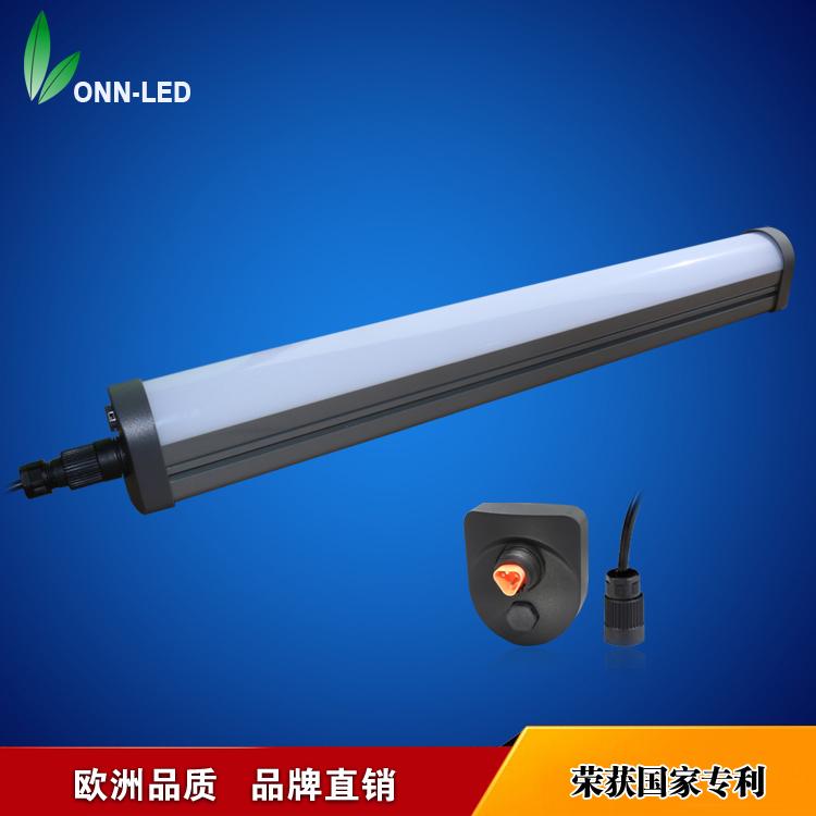 onn-j02-led防爆应急灯 带罩灯具 净化灯 1.2米led灯