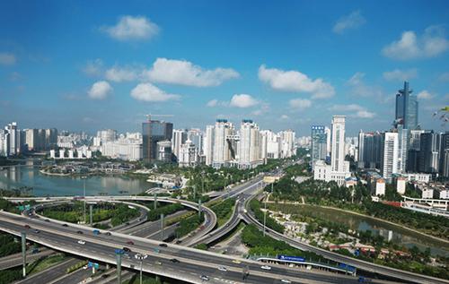 南宁市扩大了海绵城市规划
