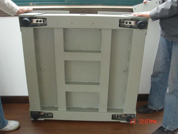 douli-3吨电子地磅厂家直销/报价