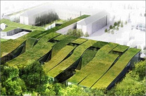助力城市可持续发展 绿色建筑渐成市场主流
