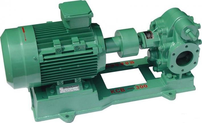 齒輪式高壓油泵