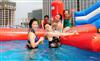 水上乐园充气设备|游泳池设备